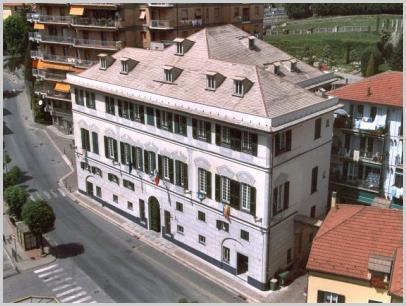 immagine dell'esterno della sede (Palazzo Balbi - sec. XVI)