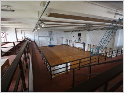 Immagine relativa a Liceo L. Lanfranconi - palestra 3