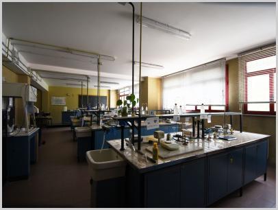 Immagine relativa a Liceo L. Lanfranconi - laboratorio chimico