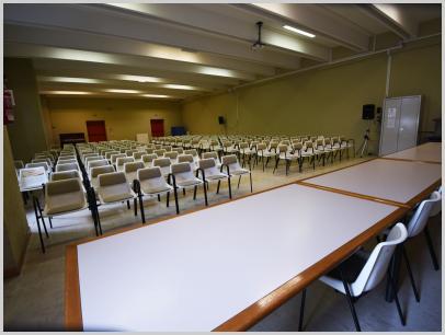 Immagine relativa a Liceo L. Lanfranconi - aula magna