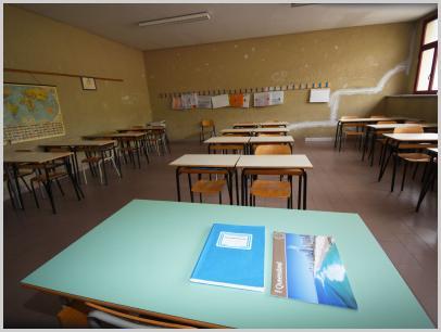 Immagine relativa a Liceo L. Lanfranconi - aula
