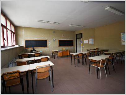 Immagine relativa a Liceo L. Lanfranconi - aula 2
