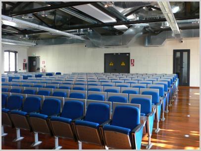 Aula Magna Istituto in Calata Darsena - Genova