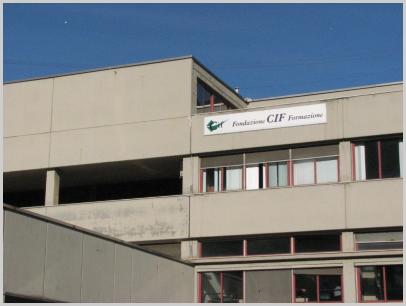 Immagine relativa a Ente di formazione professionale Fondazione CIF FORMAZIONE