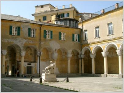 Immagine relativa a Liceo  Convitto C. Colombo