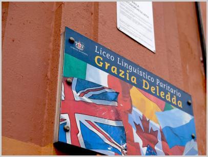 Foto Ingresso Deledda (Fondazione F.U.L.G.I.S.) (scuola paritaria)